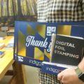 Digital Foil Stamping Demo